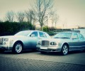 Rolls and Bentley